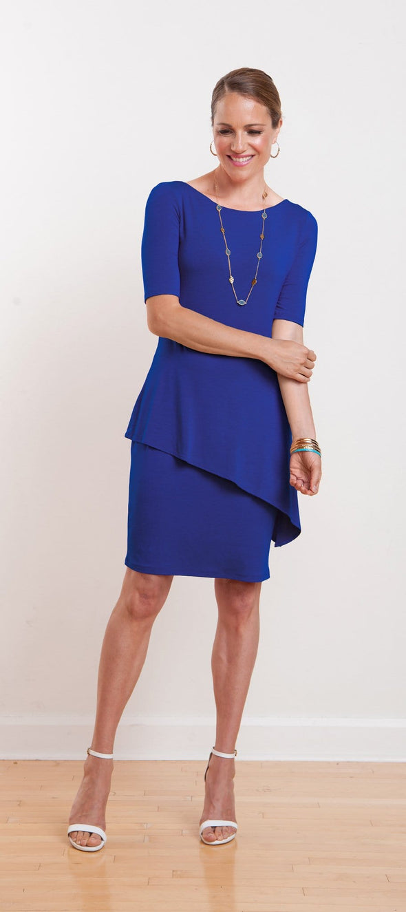 Giselle 2-layer dress - FINAL SALE