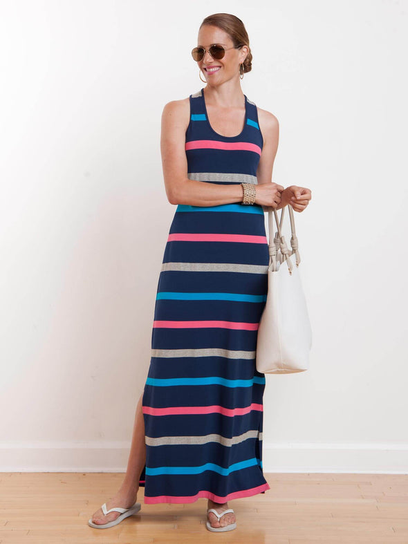 Kate racerback maxi - FINAL SALE