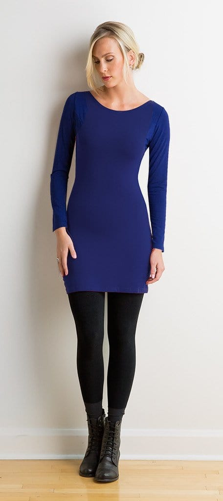 Krista long sleeve tunic - FINAL SALE