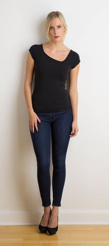Madison asymmetrical top