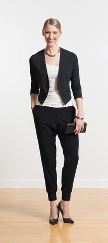 Maive cropped jacket