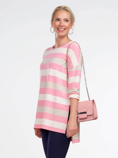 Nikki drop shoulder tunic - FINAL SALE