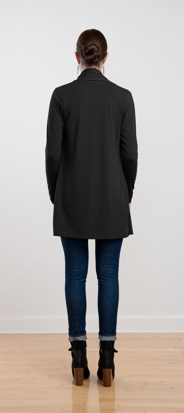 Philippa tie cardi - FINAL SALE
