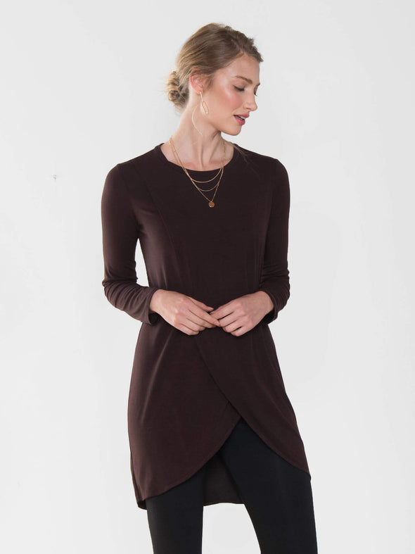 Rayne crossover tunic - FINAL SALE