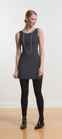 Sandy reversible tunic tank
