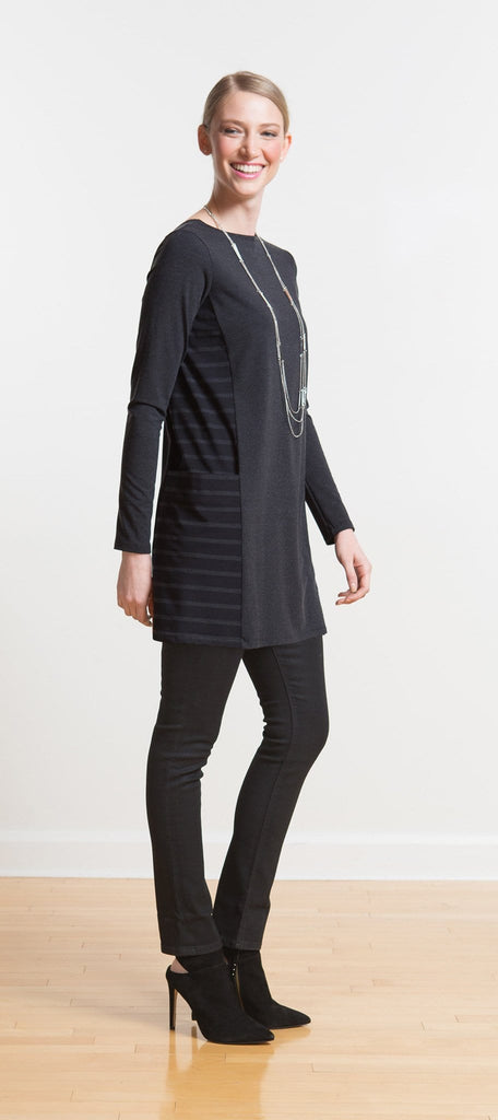 Taisha side pocket tunic