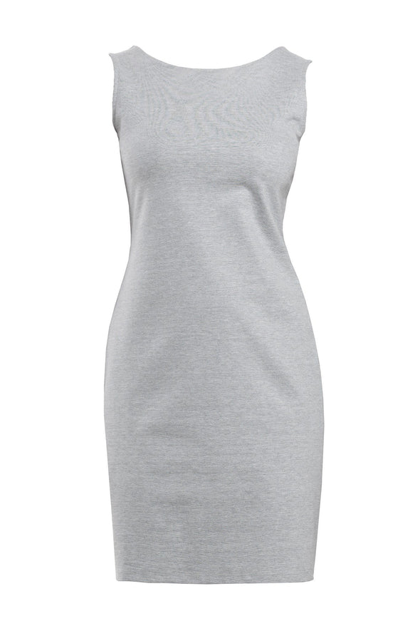 Yana reversible ponte tank dress