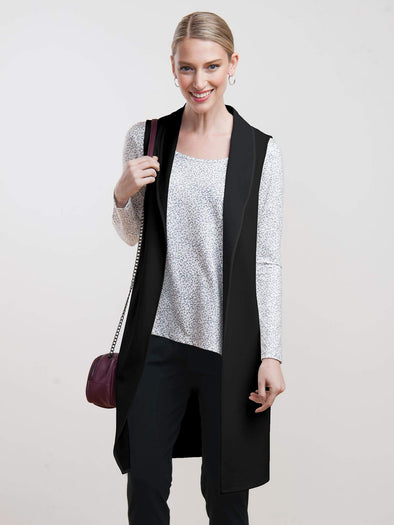 Luca long vest - FINAL SALE