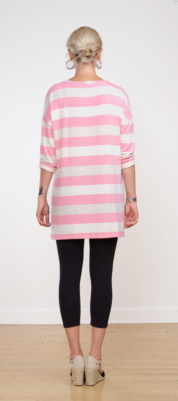Nikki drop shoulder tunic