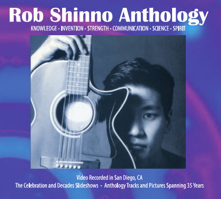 Rob Shinno Anthology or USB format