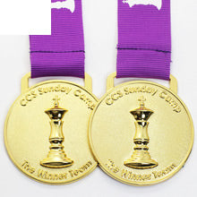 Our Bespoke Chess Medals – Medal Makers