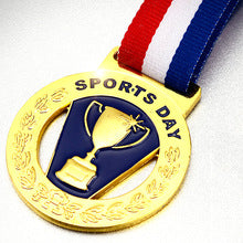 Our Bespoke Sports Day Medals – Medal Makers