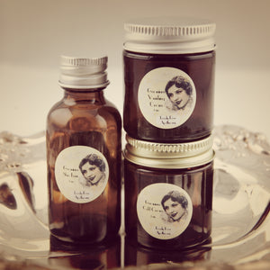 Geranium Travel Beauty Set - The Lovely Rose Apothecary