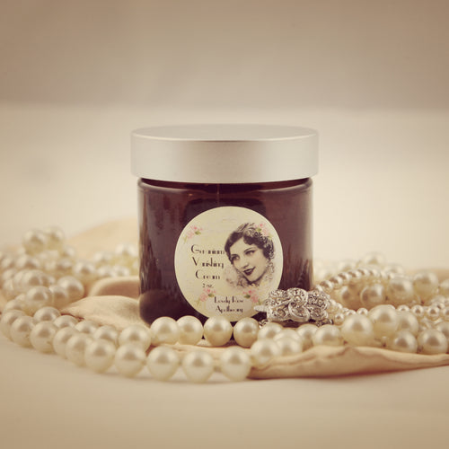 Geranium Vanishing Cream - The Lovely Rose Apothecary