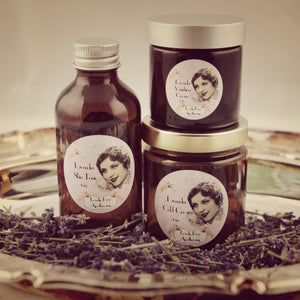 Lavender Beauty Set - The Lovely Rose Apothecary