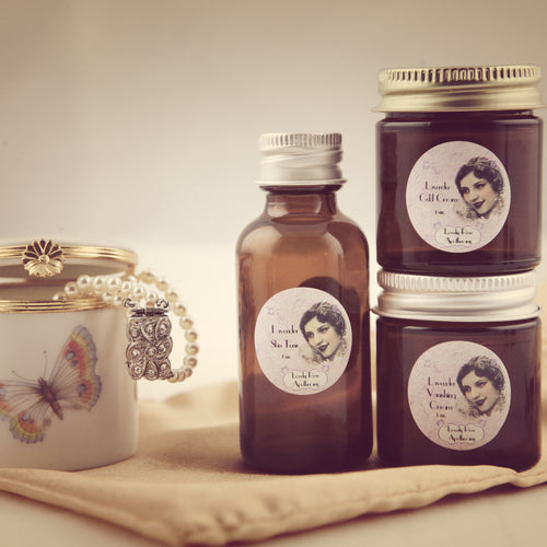 Lavender Travel Beauty Set - The Lovely Rose Apothecary