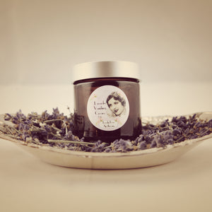 Lavender Vanishing Cream - The Lovely Rose Apothecary