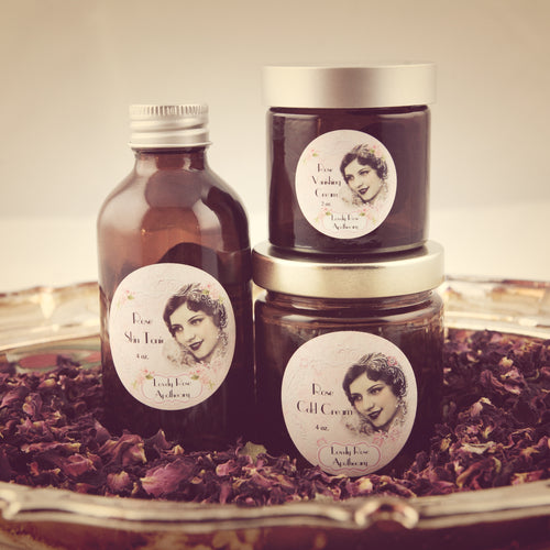 Rose Beauty Set - The Lovely Rose Apothecary