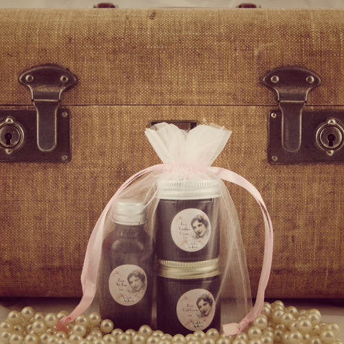 Rose Travel Beauty Set - The Lovely Rose Apothecary