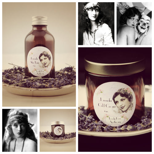 Ultimate Lavender Beauty Set - The Lovely Rose Apothecary