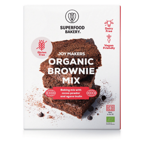 Superfood Bakery - Organic Joy Makers Brownie Mix - Everyday Vegan Grocer