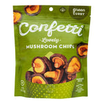 Confetti Lovely Mushroom Chips - Green Curry 70g - Everyday Vegan Grocer