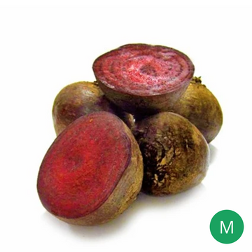 Organic Produce - Beetroot Medium (200 - 300g)
