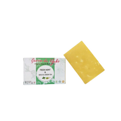 Edward Vegan Leather Shoe - Dark Brown