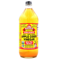 Bragg Apple Cider Vinegar, Raw & Organic 946ml