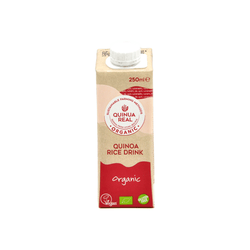 Quinua Real - Mini Organic Quinoa Drink 250ml