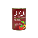 BIO.0 - Organic Baked Beans in Tomato Sauce 400g - Everyday Vegan Grocer