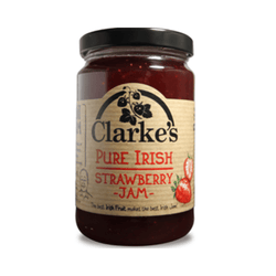 Clarke's - Pure Irish Strawberry Jam 370g
