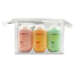 Method - Women's Travel Size Body Wash Kit 100ml