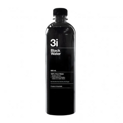 3i - Black Water Fulvic Trace Mineral Water (600mL)