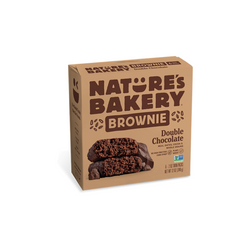 Nature's Bakery - Double Chocolate Brownie (2oz x 6s)