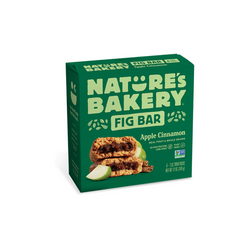 Nature's Bakery - Apple Cinamon Fig Bar (2oz x 6s)