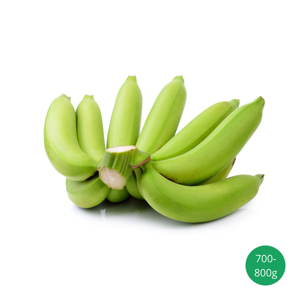 Organic Produce - Banana (Locally Grown) 700-800g - Everyday Vegan Grocer