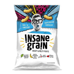 Insane Grain - Salt and Vinegar Sorghum Supergrain 24g