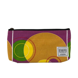 Abstract Painting Pouch - Large