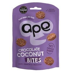 Ape Snacks - Chocolate Coconut Bites 30g