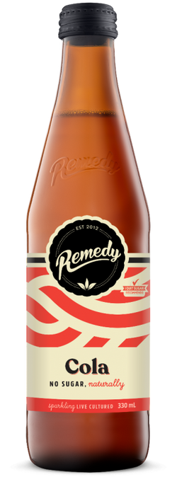 Remedy Soda - Cola 330ml