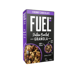 Fuel10k - Protein Boosted Granola - Chunky Chocolate 400g