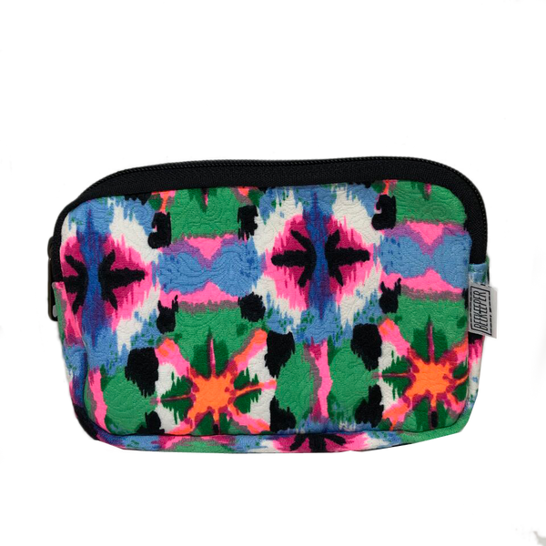 Kaleidoscope Passport plus Phone Pouch - Everyday Vegan Grocer