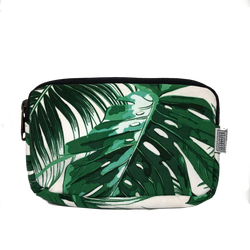 Monstera Plant Passport plus Phone Pouch