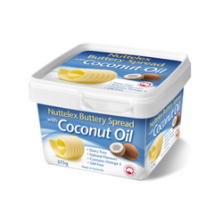 Nuttelex - Buttery with Coconut Oil Spread 375g