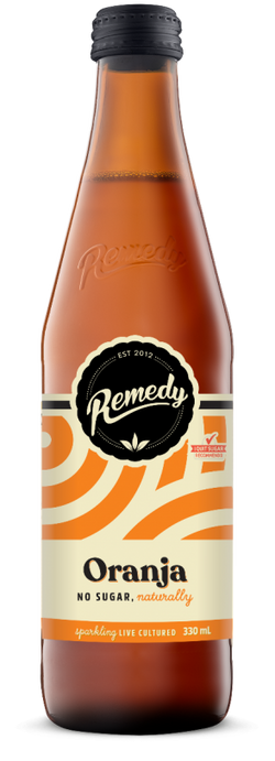 Remedy Soda - Oranja 330ml