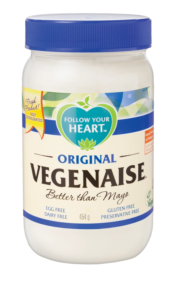 Follow Your Heart Vegenaise 473ml - Everyday Vegan Grocer