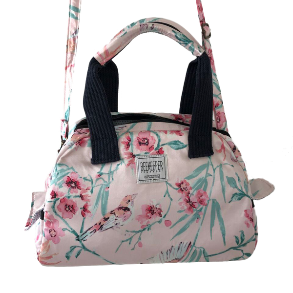 Pink Pastel Hand Bag - Everyday Vegan Grocer