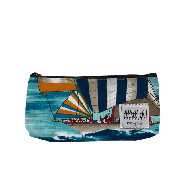 Sailing Boat Pouch - Medium - Everyday Vegan Grocer