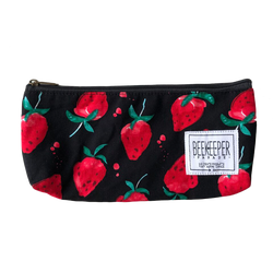 Strawberry Pouch - Medium